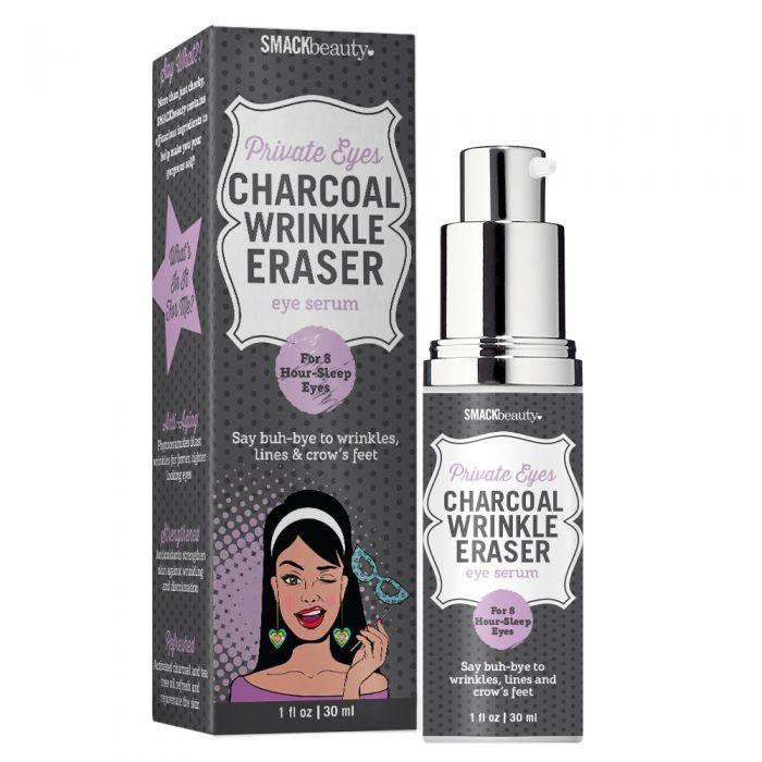 Charcoal Wrinkle Eraser